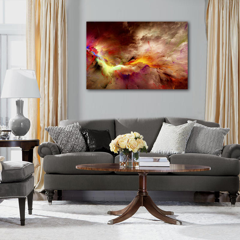 HD Canvas Prints,Modern Abstract Wall Poster For Living Room Decor