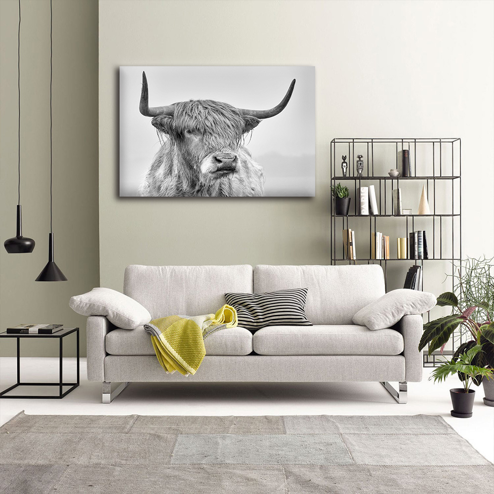 Wildlife Animal Canvas Paintings for Bedroom Decor