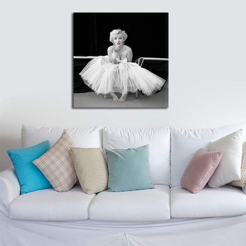 Marilyn Monroe Canvas Prints Poster Wall Art