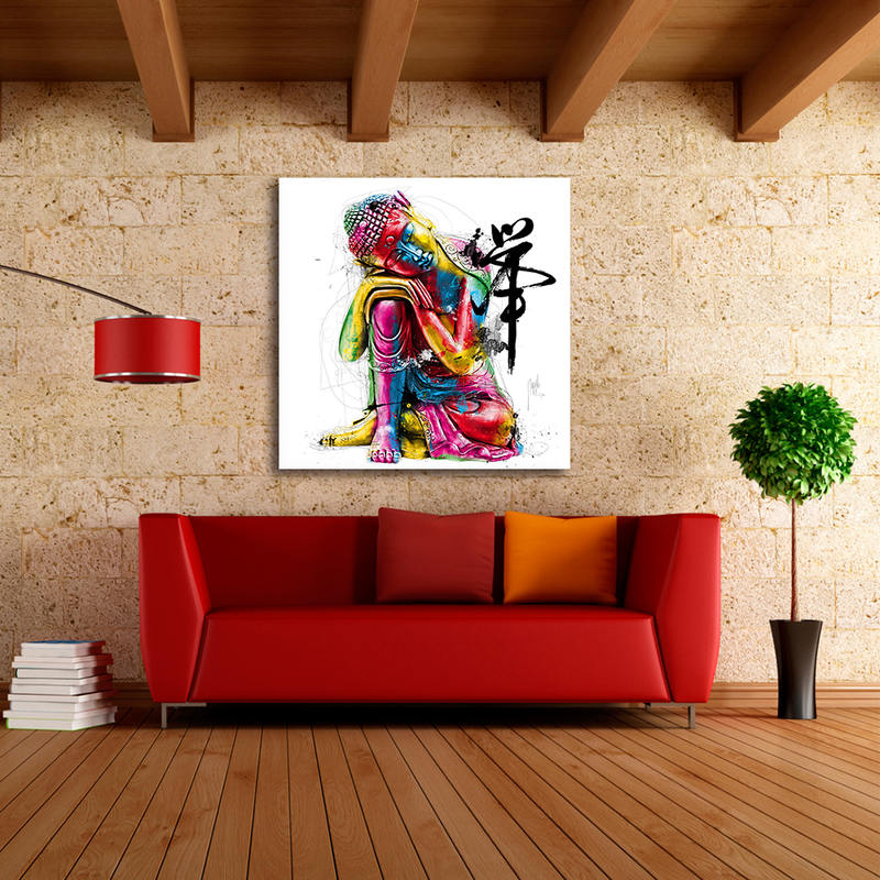 Canvas Art Home Decor Buddha Painting Wall Canvas Art